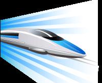 Hohe Webhosting Geschwindigkeit